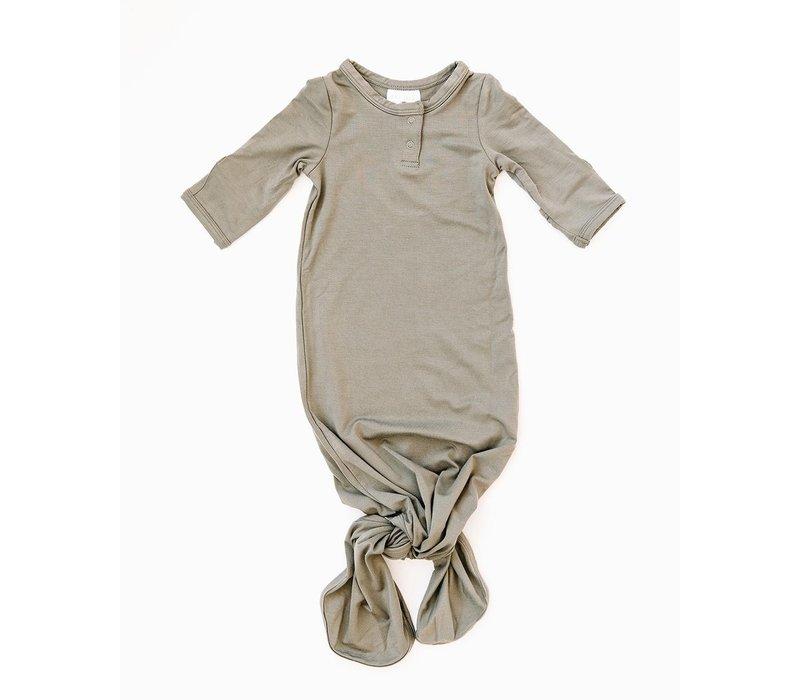 Sage gown