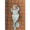 MEBIE BABY Sage gown