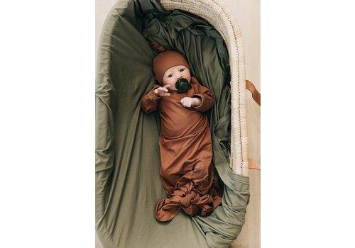 MEBIE BABY Dormeuse - Rust