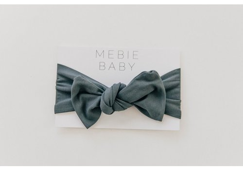 MEBIE BABY Bandeau - Charcoal
