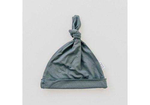 MEBIE BABY Bonnet - Charcoal
