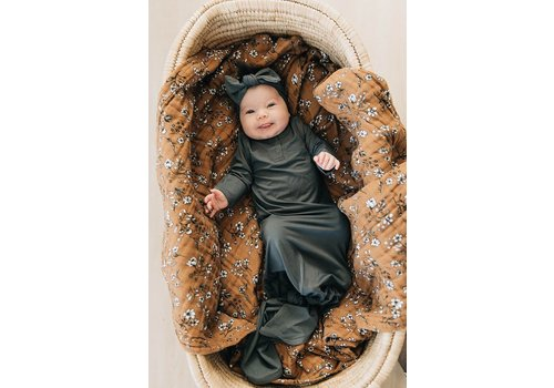 MEBIE BABY Dormeuse - Charcoal