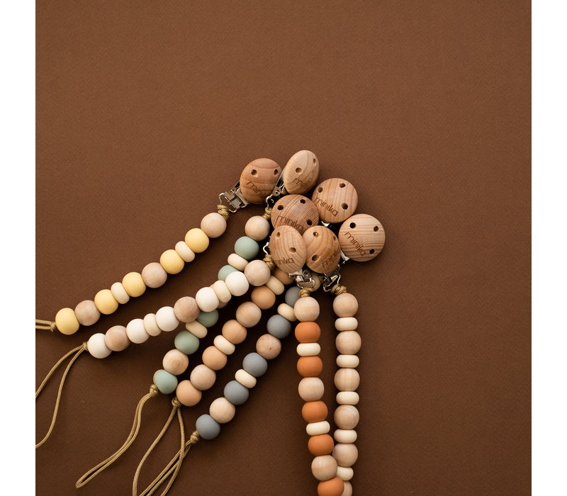 Boho soother clip