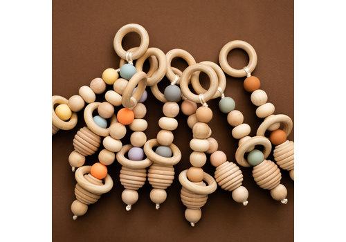 MINIKA Hand rattle (9 colors)