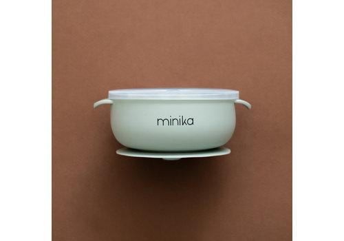 MINIKA Silicone bowl - Sage