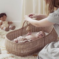Lyra moses basket - With mattress