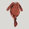 SUSUKOSHI Kimono gown - Burnt Orange