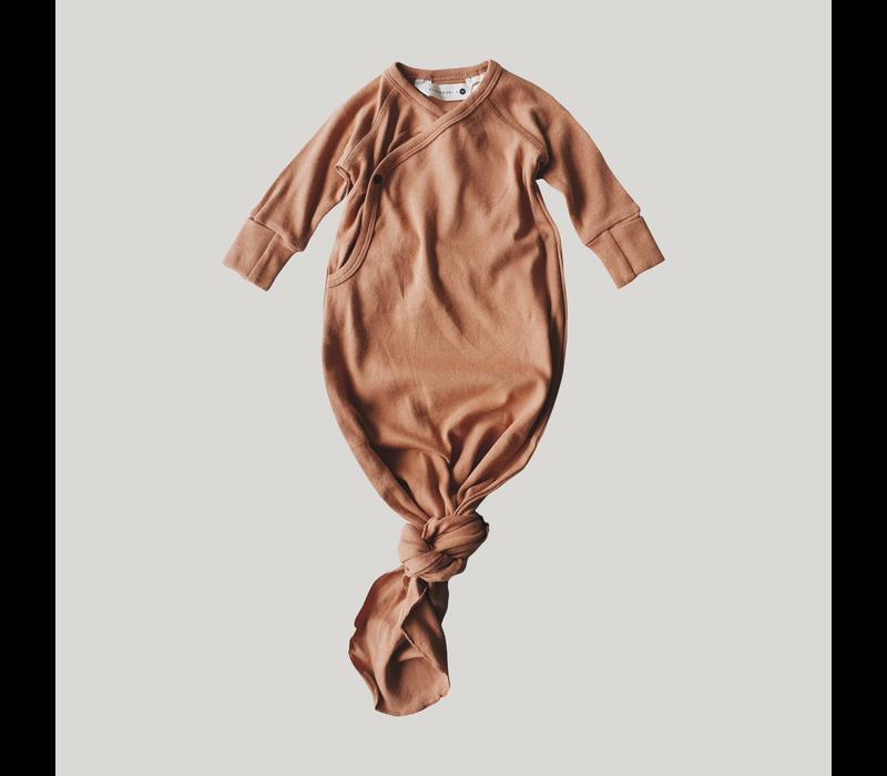 Kimono gown - Terracotta