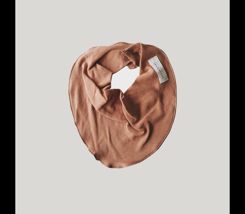 Bavoir - Terracotta