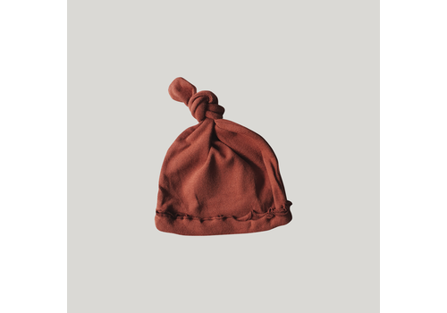SUSUKOSHI Bonnet - Burnt Orange