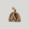 SUSUKOSHI Knotted hat - Taupe