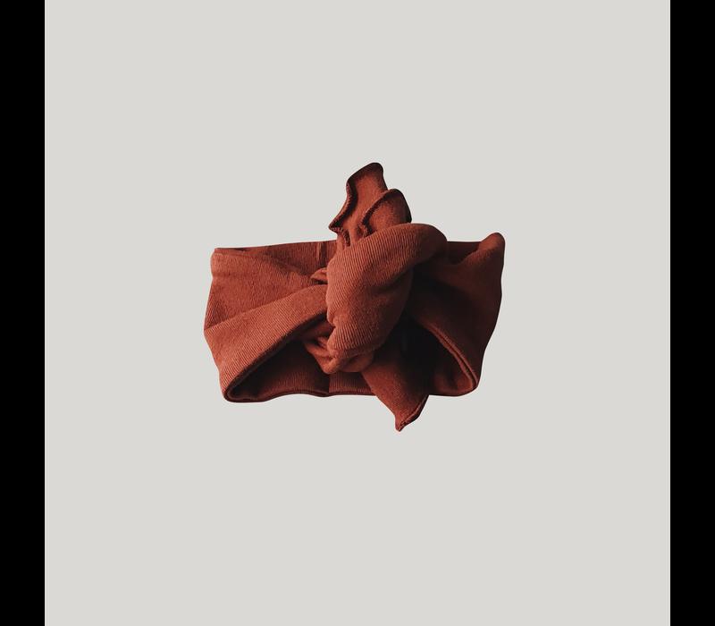 Headband - Burnt Orange