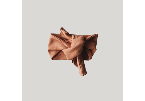 SUSUKOSHI Headband - Terracotta