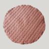 SUSUKOSHI Tapis de jeu matelassé coton bio  - Pink clay