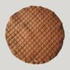 SUSUKOSHI Tapis de jeu matelassé coton bio  - Caramel