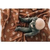 Chestnut muslin quilt