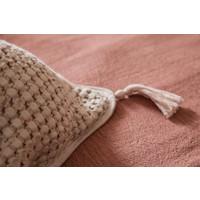 Hooded towel - Mustard