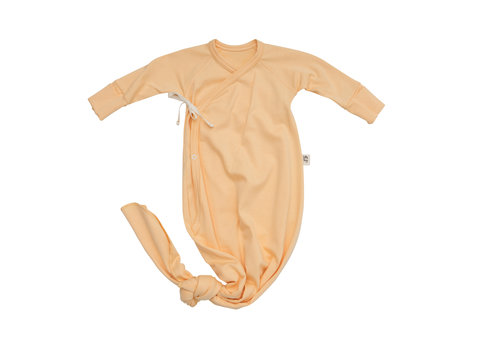 LITTLE YOGI Apricot gown