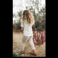 Pantalons - Desert linen