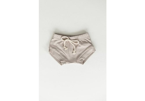 MEBIE BABY Cotton ash shorts