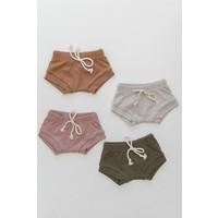Cotton blush shorts