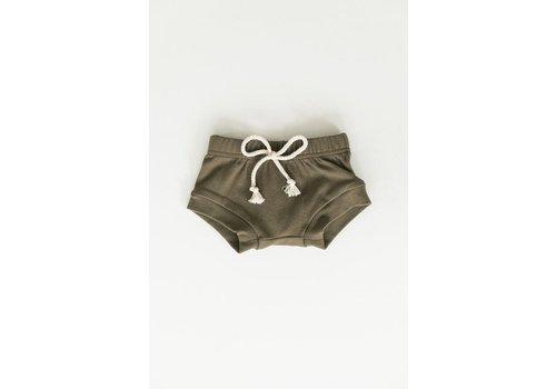 MEBIE BABY Shorts - Olive