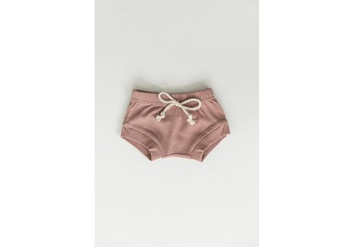 MEBIE BABY Cotton blush shorts