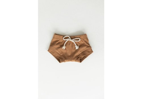 MEBIE BABY Cotton honey shorts