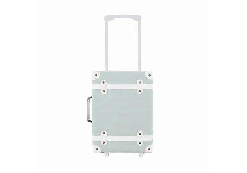 OLLI ELLA See-Ya suitcase - Mint