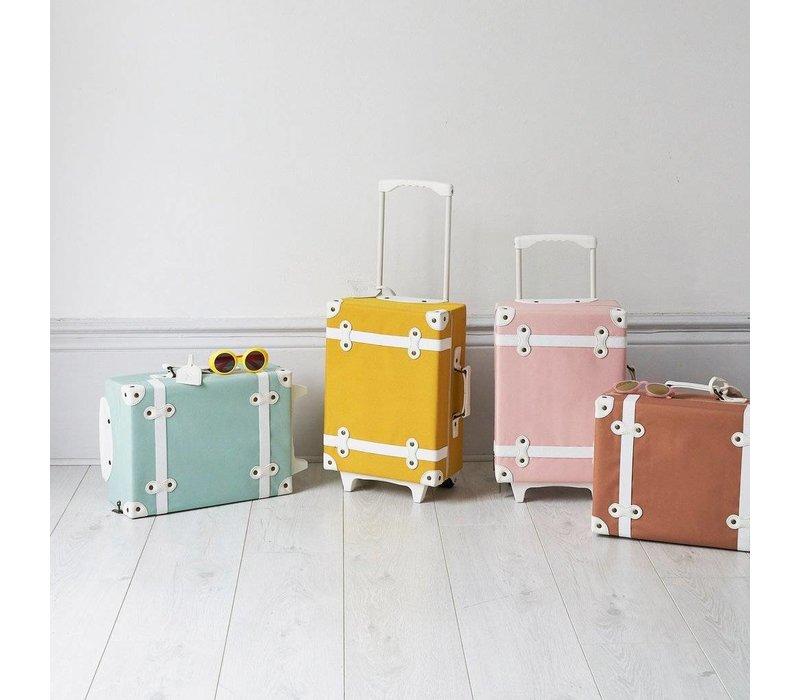 See-Ya suitcase - Rust / PRE-ORDER