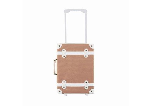 OLLI ELLA See-Ya suitcase - Rust / PRE-ORDER
