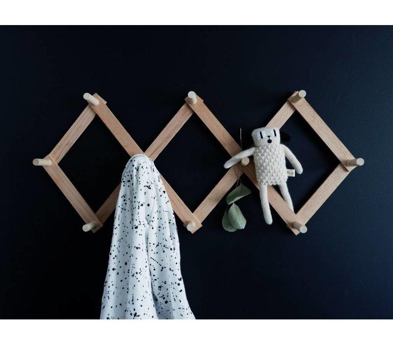 Support accordéon en bois - Large