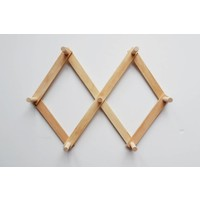 Support accordéon en bois - Petit