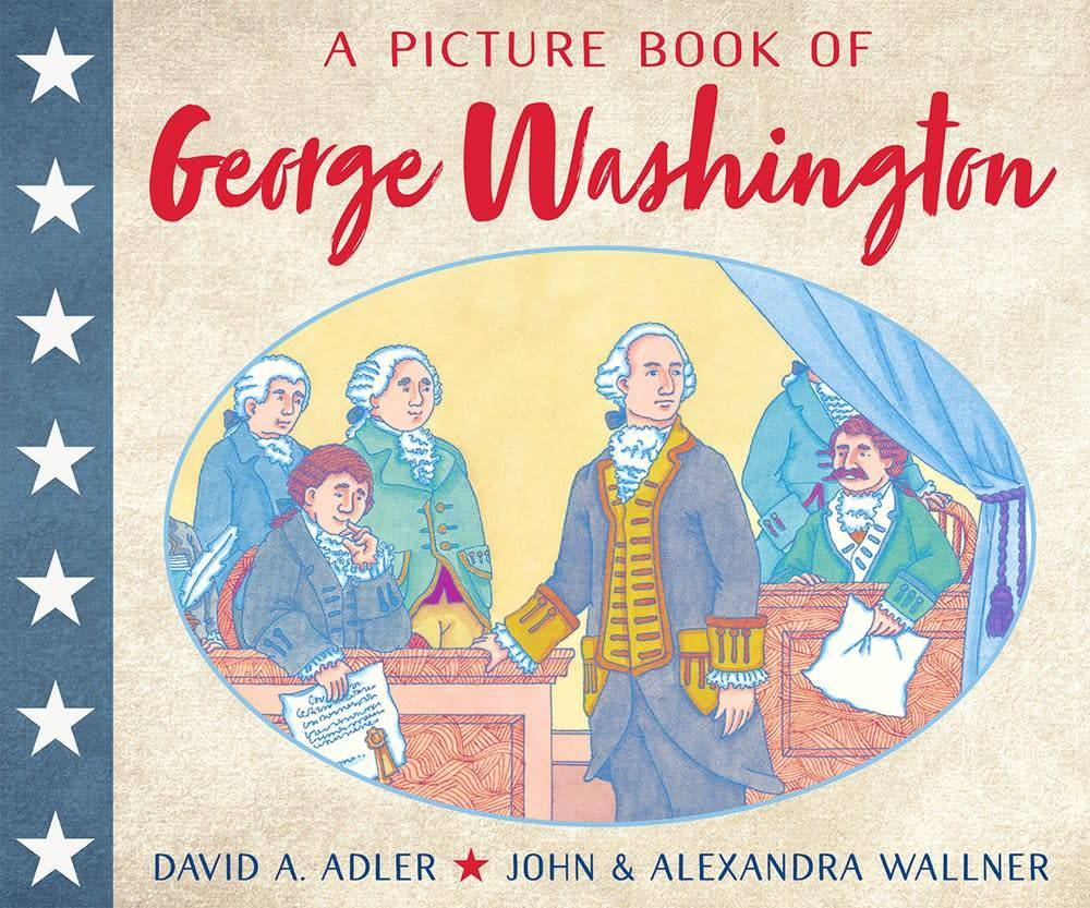 Holiday House A Picture Book of George Washington