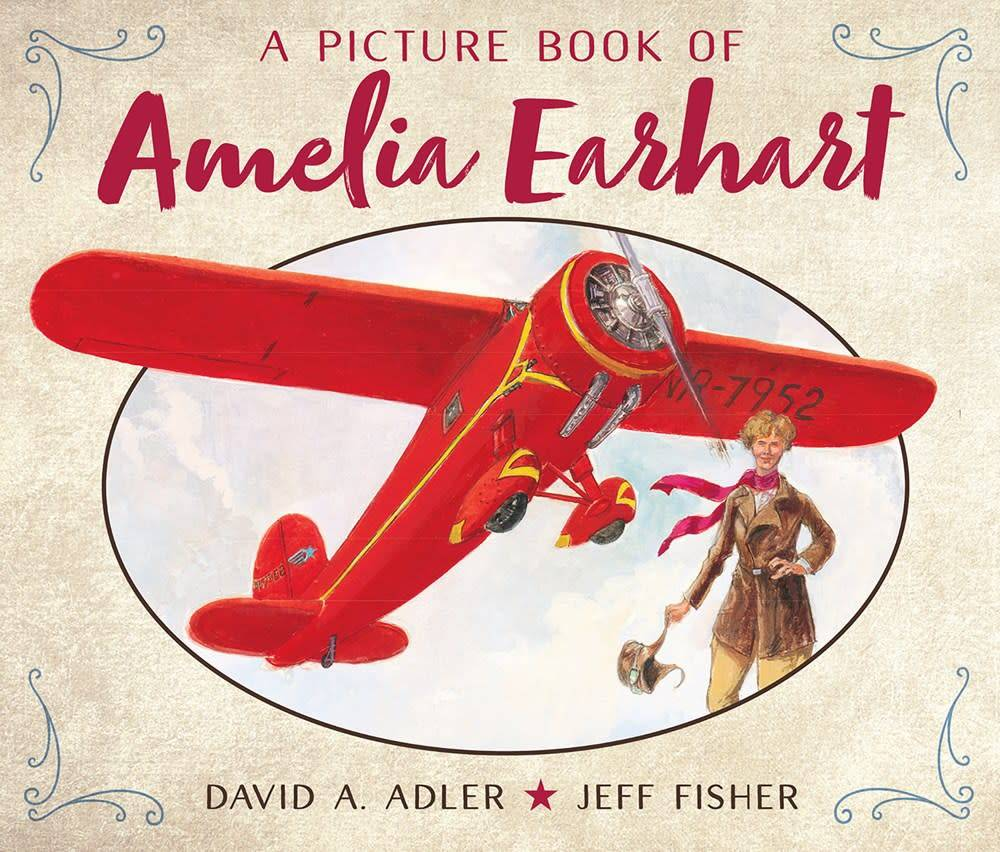 Holiday House A Picture Book of Amelia Earhart