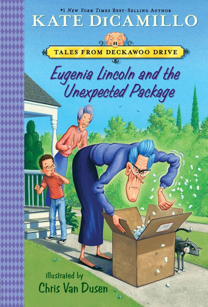 Candlewick Mercy...Deckawoo Drive 04 Eugenia Lincoln and the Unexpected Package