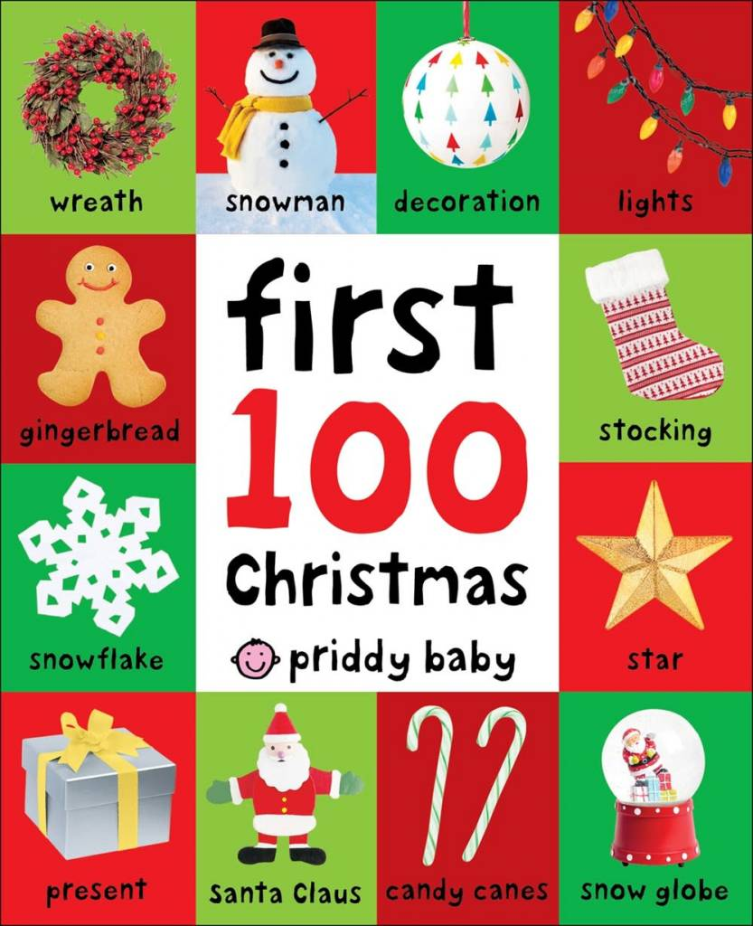 Priddy Books First 100 Christmas Words