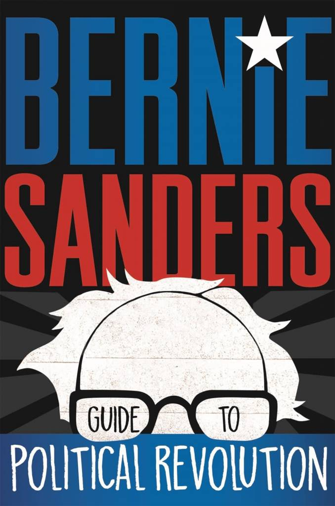 Square Fish Bernie Sanders Guide to Political Revolution