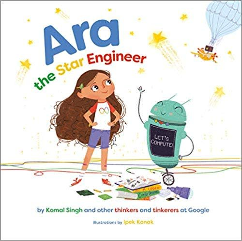 Page Two Ara the Star Engineer