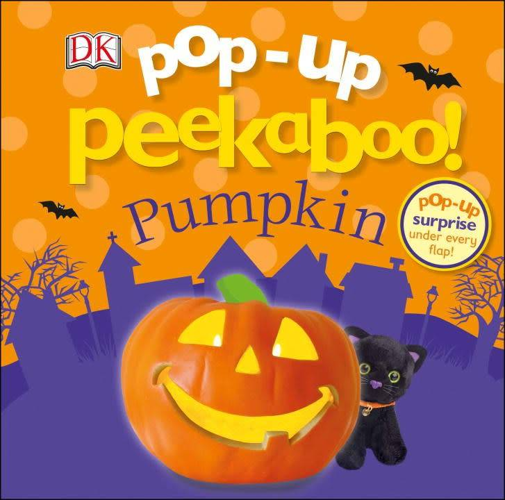 DK Children Pop-up Peekaboo Pumpkin