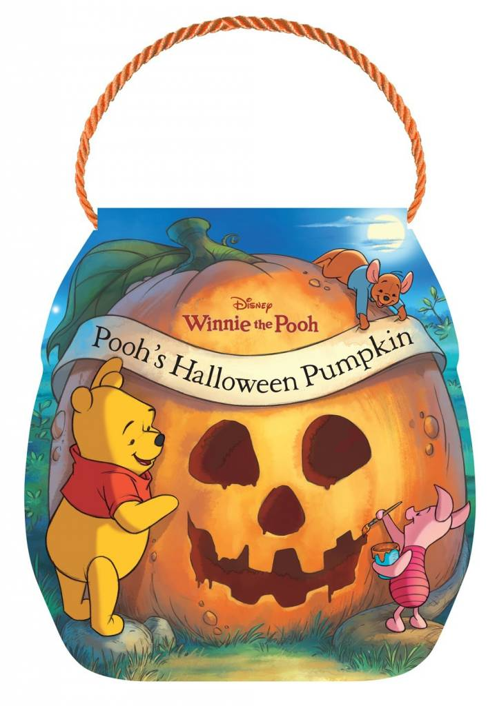 Disney-Hyperion Winnie the Pooh: Pooh's Halloween Pumpkin