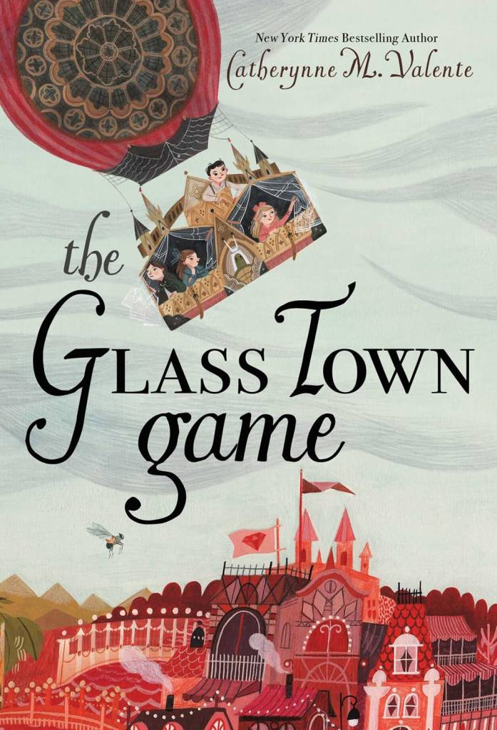 Margaret K. McElderry Books The Glass Town Game