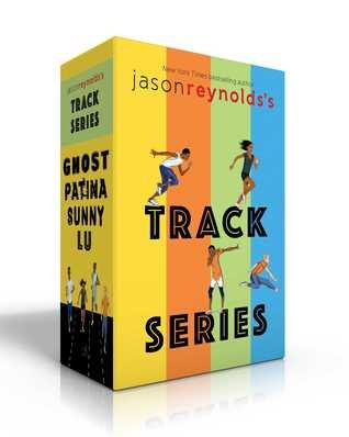 Atheneum/Caitlyn Dlouhy Books Jason Reynolds's Track Series Boxed Set (4 Books)