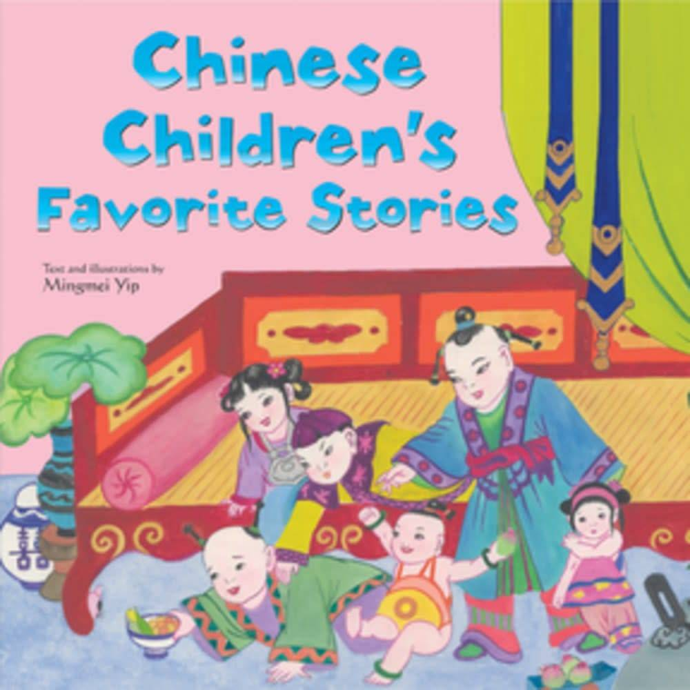 Tuttle Publishing Chinese Children's Favorite Stories