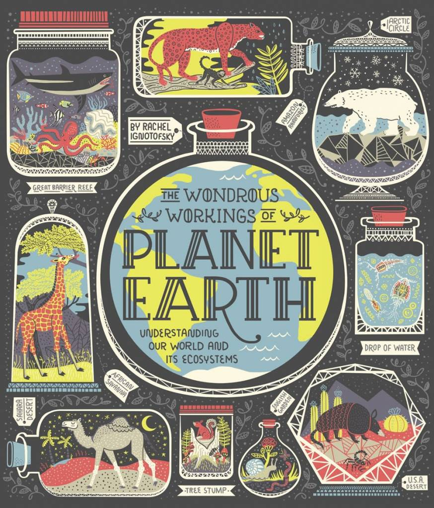 Ten Speed Press The Wondrous Workings of Planet Earth