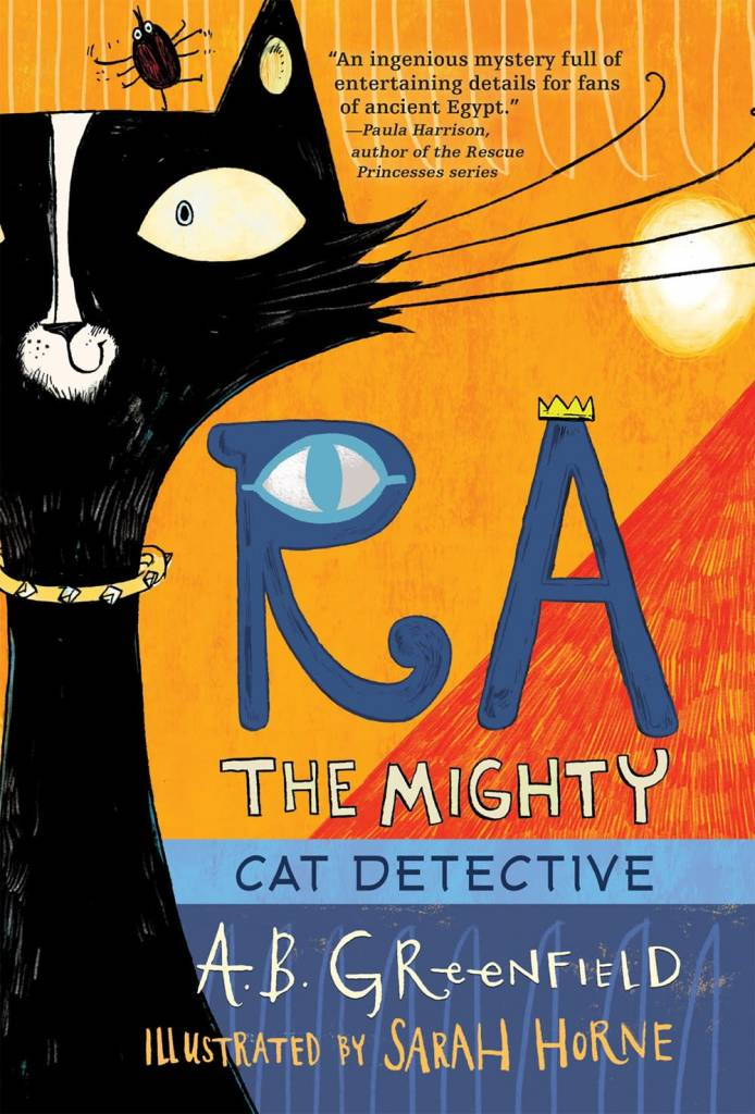 Holiday House Ra the Mighty 01 Cat Detective