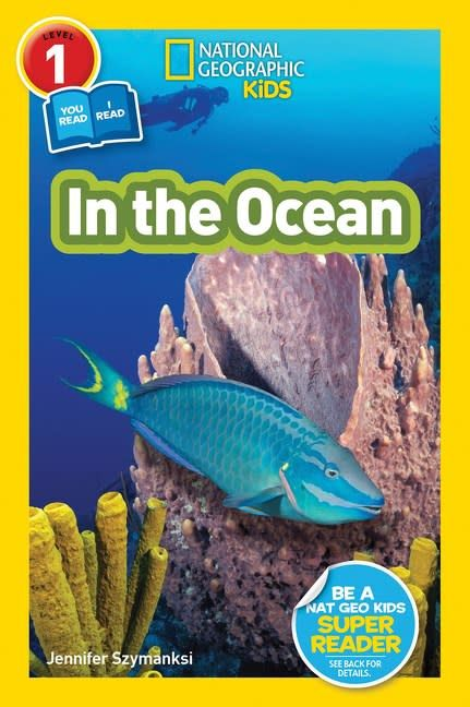 National Geographic Children's Books National Geographic Readers: In the Ocean (L1/Co-reader)