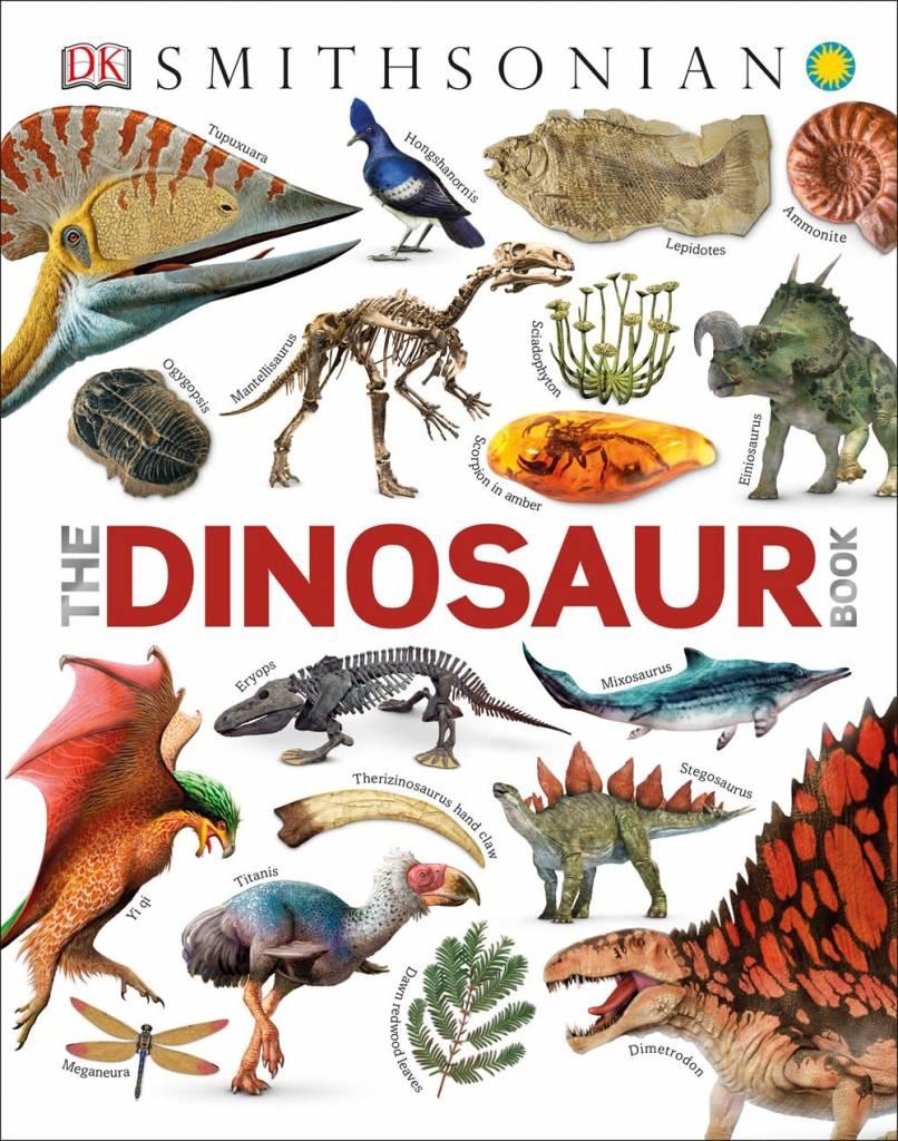 DK Children Smithsonian: The Dinosaur Book