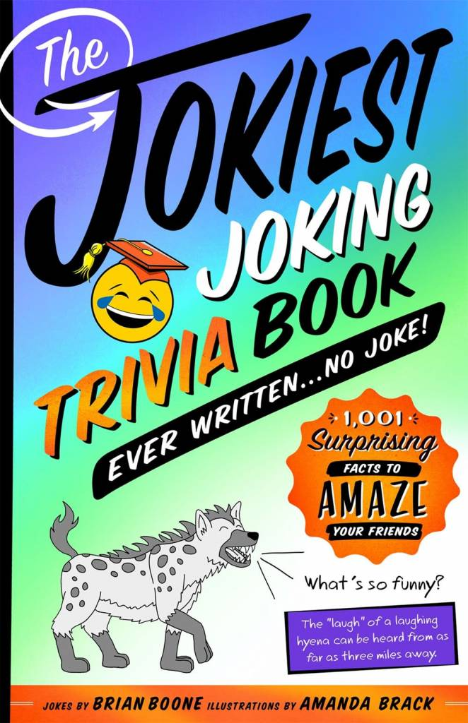 Castle Point Books The Jokiest Joking Trivia Book Ever Written . . . No Joke!