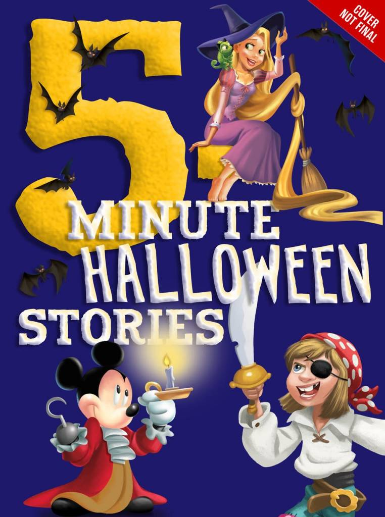 Disney Press 5-Minute Halloween Stories